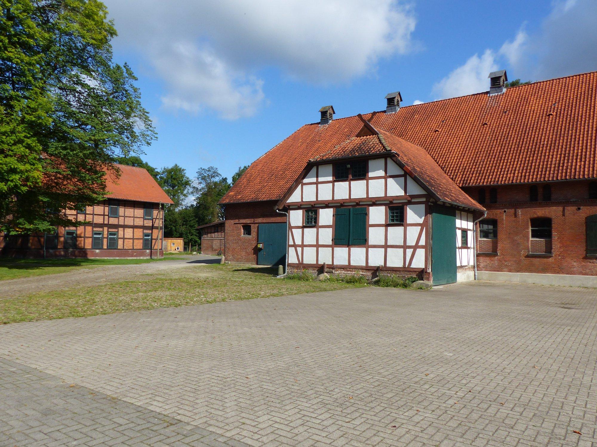 KulturLandKultur Klostergut Burgsittensen