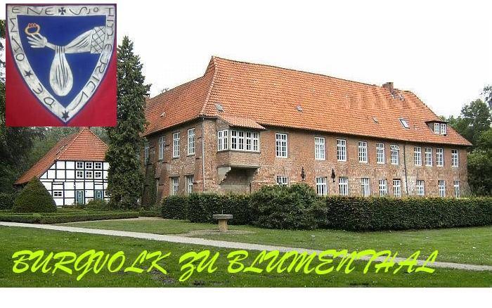 Taverne des Burgvolkes zu Blumenthal